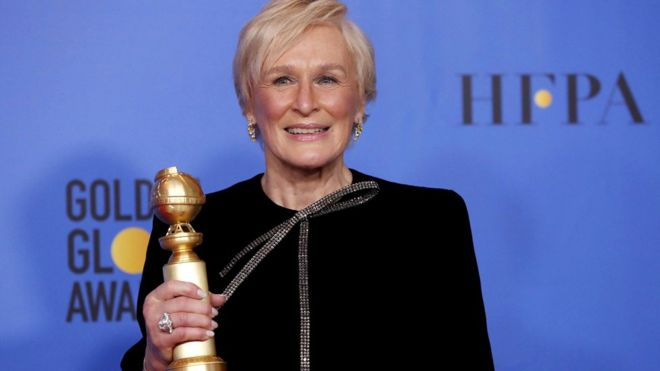 Glenn Close's 2019 Golden Globe Best Actress Speech