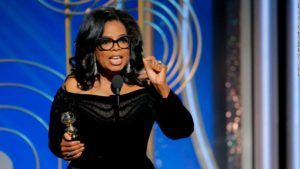Oprah Winnfrey Speaking