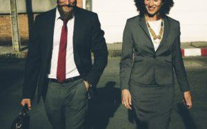 Business casual dress attire