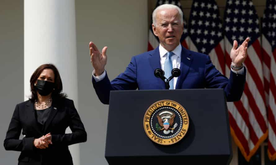 Joe Biden Announces Executive Actions to Address Gun Violence