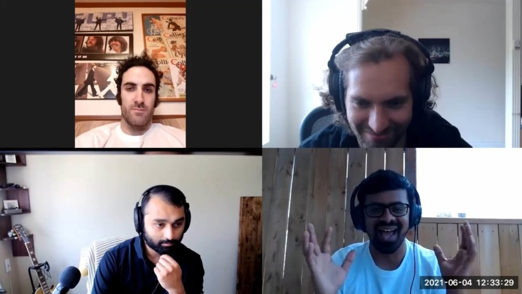 Office Hours 20 - The Future of Voice, Repurposing Content, Improving Speaking & Community Building